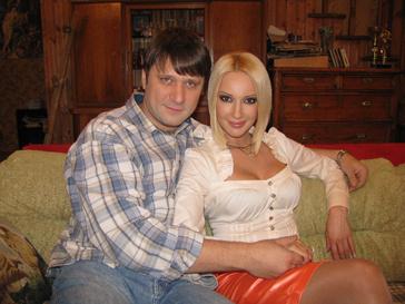 Виктор Логинов и Лера Кудрявцева
