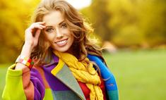Способы повязывать шарф на верхнюю одежду