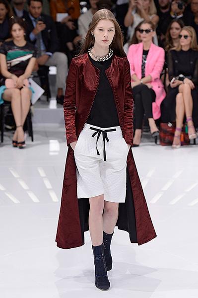 Dior весна-лето 2015, Неделя моды в Париже