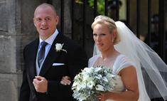 За кого вышла замуж Зара Филипс?