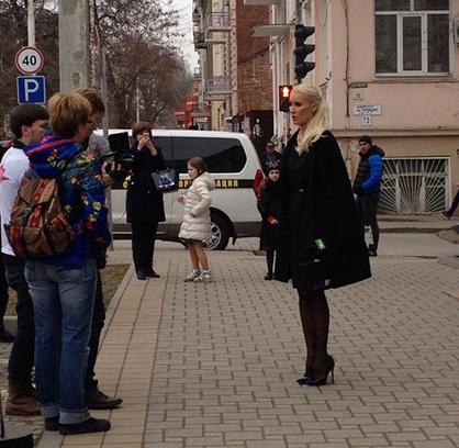 Елена Летучая в Ростове