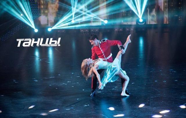 Алиса Доценко «Танцы» на ТНТ