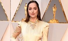 «Оскар-2017»: платье Дакоты Джонсон оказалось провалом