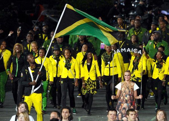 Олимпиада в Лондоне 2012: форма команды Ямайки