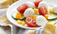 Рецепт простого и полезного салата из огурцов и яиц