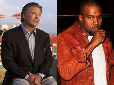 Алек Болдуин (Alec Baldwin) и Канье Уэст (Kanye West) споют на Каннском кинофестивале дуэтом?
