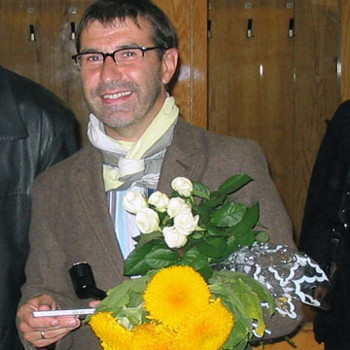 Евгений Гришковец в третий раз стал отцом