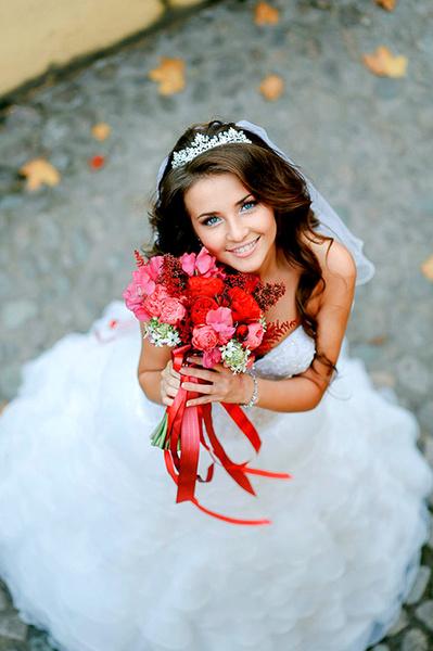 10-й юбилейный Всероссийский Фестиваль невест в Санкт-Петербурге 17 апреля 2016 года: фото участниц