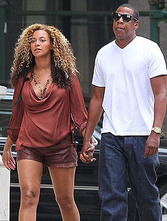 Бейонсе (Beyonce) и Jay-Z