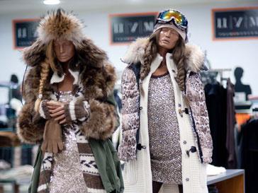 В ЦУМе будут представлены коллекции зимней одежды для любителей спортивного образа жизни