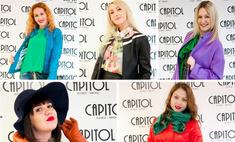 Мисс стиль Красноярска: голосуй!