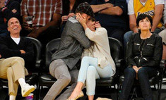 Джастин Тимберлейк страстно поцеловал Джессику Бил