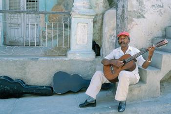 «От Кубы осталось ощущение: это рай!»