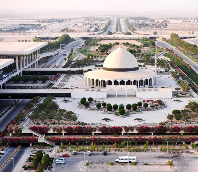 Аэропорт имени короля Фахда Даммам, Саудовская Аравия какой самый большой аэропорт в мире