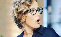 Три самых нелепых слуха о беременности Ксении Собчак