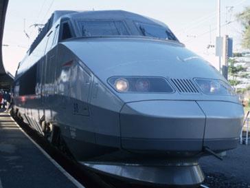 Китайский поезд «Гармония» стал рекордсменом