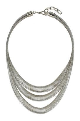 Тройное ожерелье Topshop