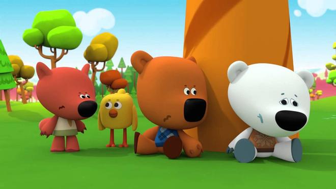 Лучшие мультфильмы для детей