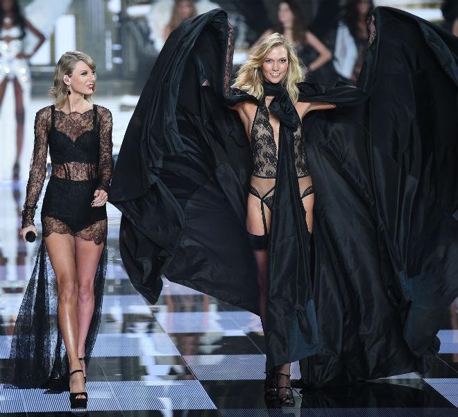 Victoria Secret fashion show 2014 фото