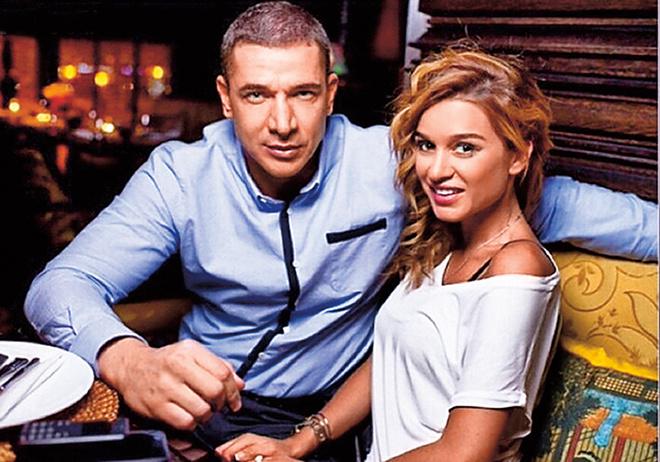 Ксения Бородина и ее новый мужчина фото