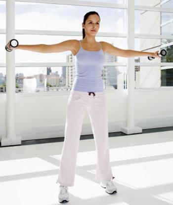 не уходит вес после силовой тренировки