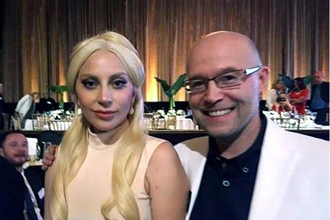 Константин Бронзит и Леди Гага