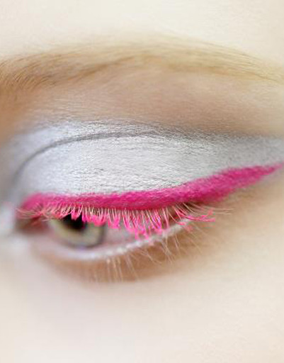 Dior макияж на осень-2012