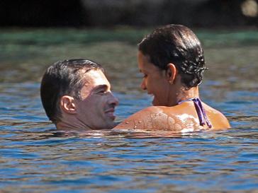 Холли Берри (Halle Berry) и Оливьер Мартинес