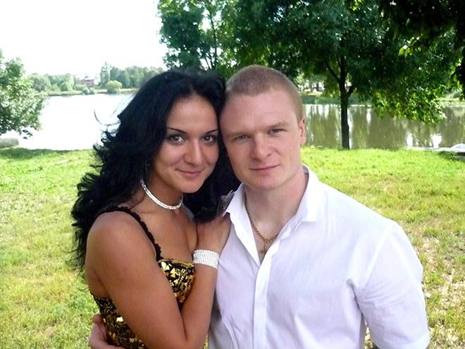 Медея и Павел Кабановы