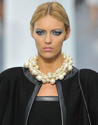 Неделя моды в Париже: Chanel, весна-лето 2013
