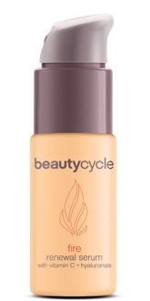 Обновляющая сыворотка с витамином C и гиалуроновой кислотой от Beautycycle наполнит кожу энергией и восстановит сияние.