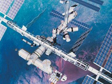 Космические агентства России и США поделились планами на будущий год