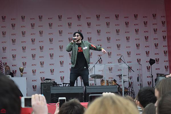 фестиваль «KFC Футбатл»