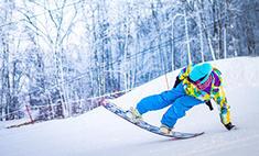 Покоряя вершины: красавицы-сноубордистки Ульяновска