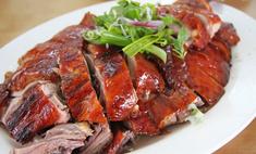 Классика китайской кухни: утка по-пекински