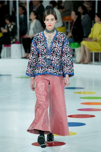 Показ круизной коллекции Chanel в Сеуле | галерея [1] фото [23]