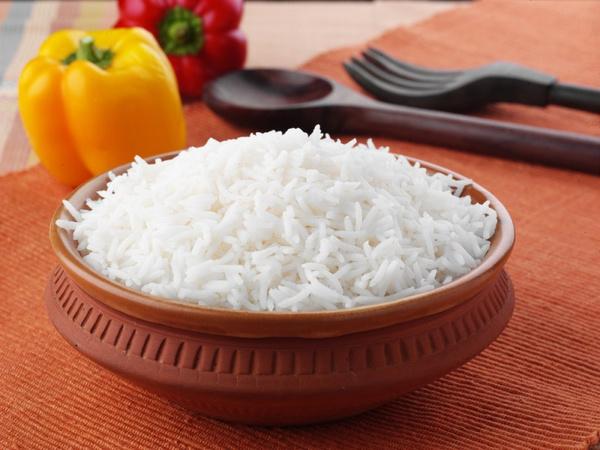 Рассыпчатый рис в пакетиках