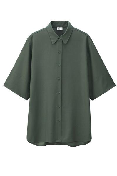 Блуза Uniqlo U, 2999 р.