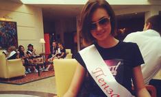 Инна Сергеева из Пензы сегодня участвует в финале конкурса красоты «Мисс Волга – 2015»