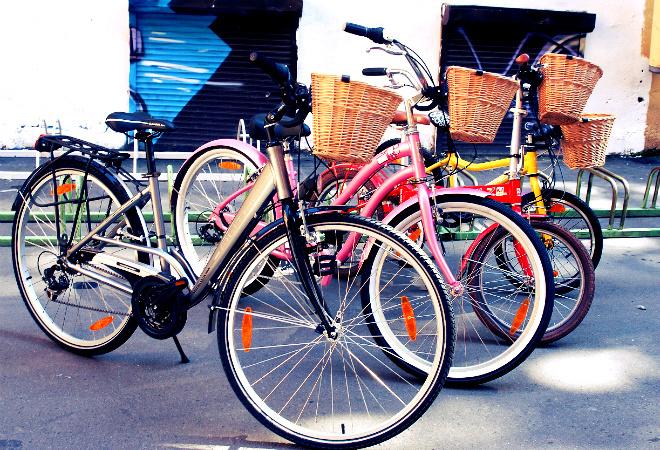 Велосипеды «Скатпрокат»