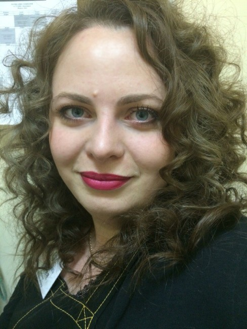 Юлия Разина, финалистка конкурса «Мисс Пышка-2016»
