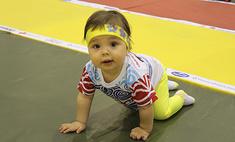 Маленькие чемпионы: фото и видео с забега ползунков