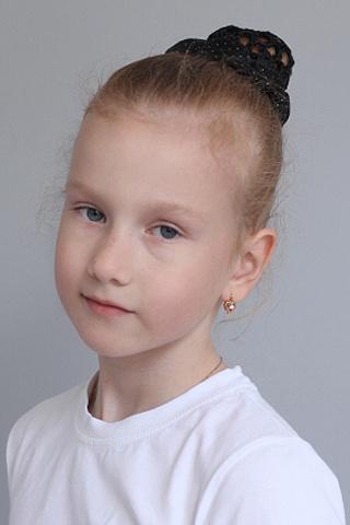 Анастасия Лещенко, «Топ модель по-детски-2016», фото