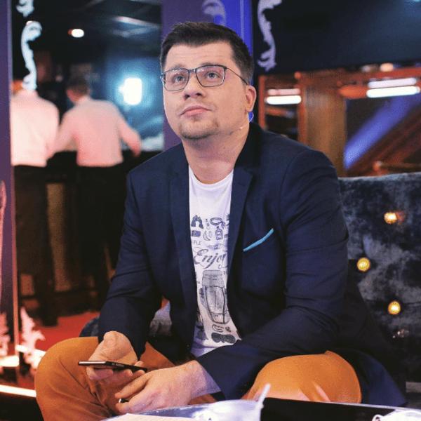 Шоумен Гарик Харламов признался, зачто полюбил свою супругу