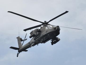 Мечта принца Гарри - боевой вертолет Apache
