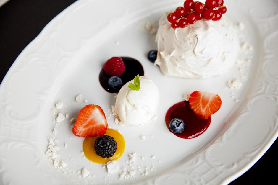 десерт- оформление и рецепты