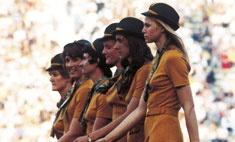 Олимпийские игры: самая модная форма в истории