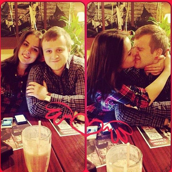 Игорь Огурцов, жена Ия