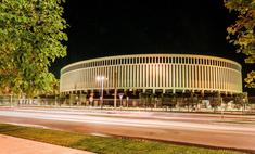 Открытие краснодарского Колизея: грандиозный проект никого не оставляет равнодушным