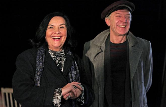Татьяна Ткач, Валерий Кухарешин